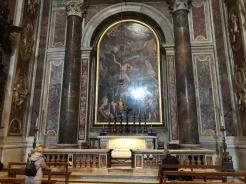 Pope John Paul II's tomb