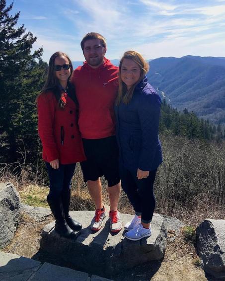 Nick, Layne, and Beth