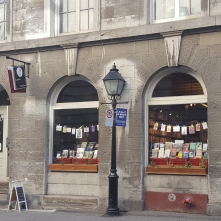 Street view of Librairie Bertrand.