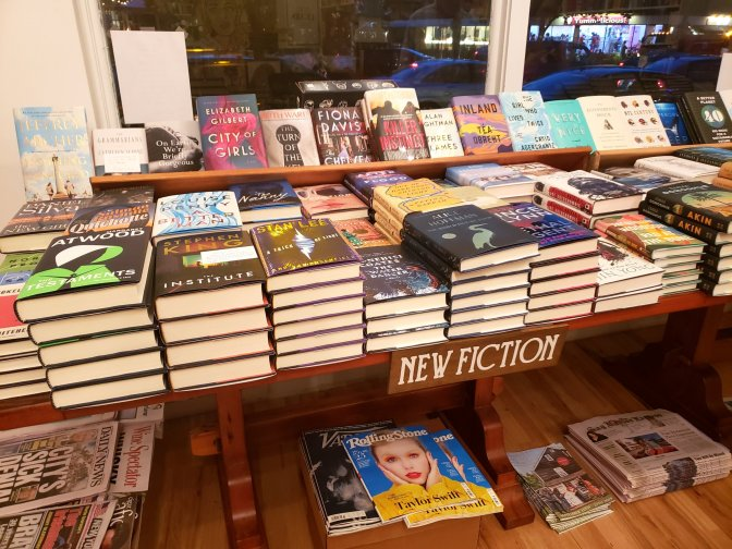 Sag Harbor Books 4